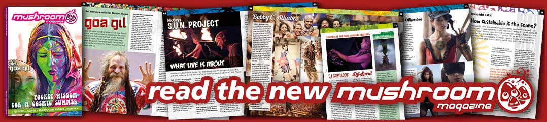 Read the new mushroom magazine
