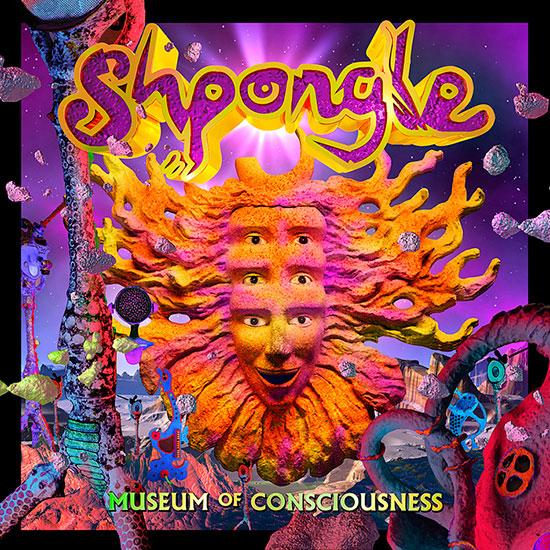Shpongle - Museum of Consciousness