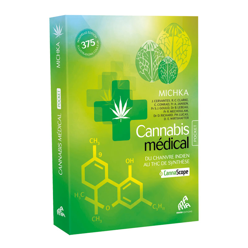 Cannabis médical - Pocket Edition