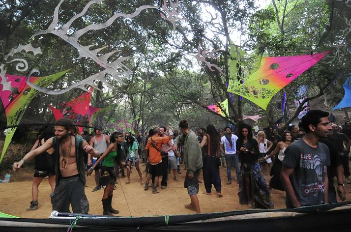 India Trance Image