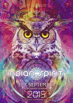 Indian Spirit 2015, Germany @ Stendal, Germany