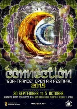 Connection Festival 2015, Spain @ Seville