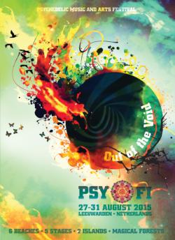 Psy-Fi 2015, Netherlands