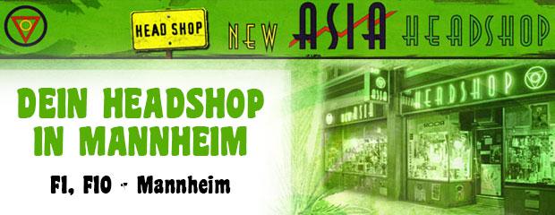New Asia Shop Radar