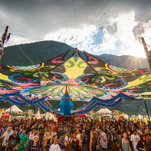 Burning Mountain Festival 2017 - Switzerland @ Switzerland | Zernez | Graubünden | Schweiz