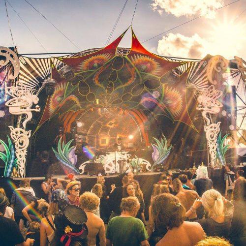 FLOW Festival 2017 - Austria @ Tritolstraße, Eggendorf, Österreich | Eggendorf | Niederösterreich | Österreich