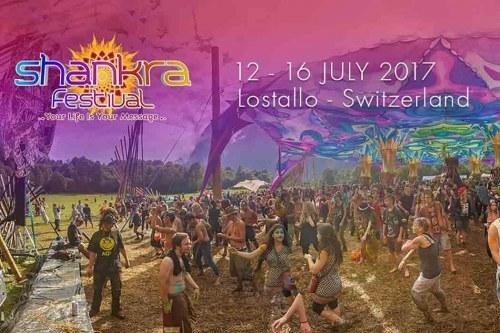 SHANKRA FESTIVAL 2017 @ Schweiz | Lostallo | Graubünden | Schweiz