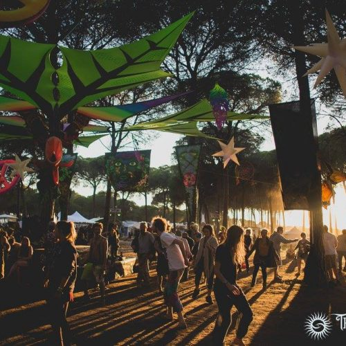 Transition 2017: Psychedelic Trance Festival - Spain @ Doñana Natural Park Almonte, Spain | Almonte | Andalusia | Spanien
