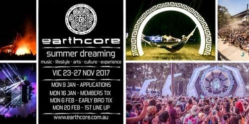 Earthcore 2017 @ Freddys Lane, Pyalong, Victoria, Australia | Pyalong | Victoria | Australien