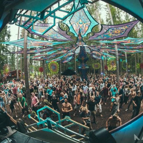 Kosmos Festival 2017 - Finland @ Närhilä, Ristiina Finland