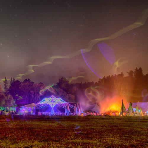 UFO BUFO Festival 2017 - Czech Republic @ Klokočov, Vítkov, Czech Republic