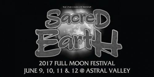 Sacred Earth 2017 - USA @ French Village | Missouri | USA