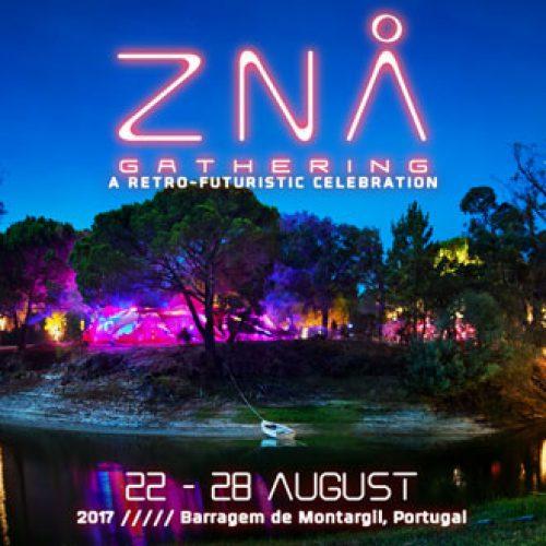 ZNA Gathering 2017 @ Barragem de Montargil, Portugal