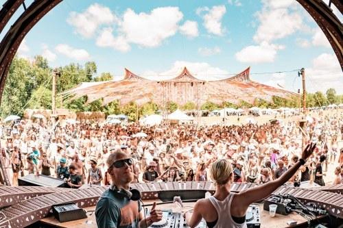 Eclipse Festival 2017 - Canada @ Bouchette | Québec | Kanada