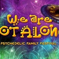 we are not alone open air