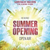 Summer Opening 2017