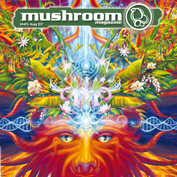 mushroom magazine August 2007 #145