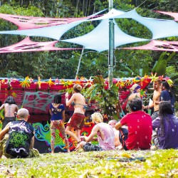 Malaysia - Belantara Festival - Mainfloor - Daytime