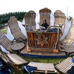 Solstice Festival - DAF deco - Photo by The HOS Page