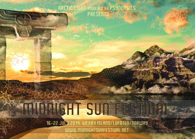 Midnight Sun • 16.07.-22.07.2014 • Vaeroy • Norway