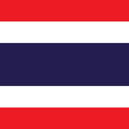 Flag Thailand