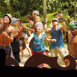 Malaysia - Belantara Festival - Daytime - Dancers