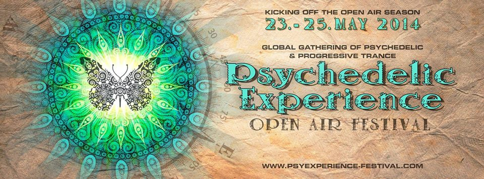 Psychedelic Experience 2014