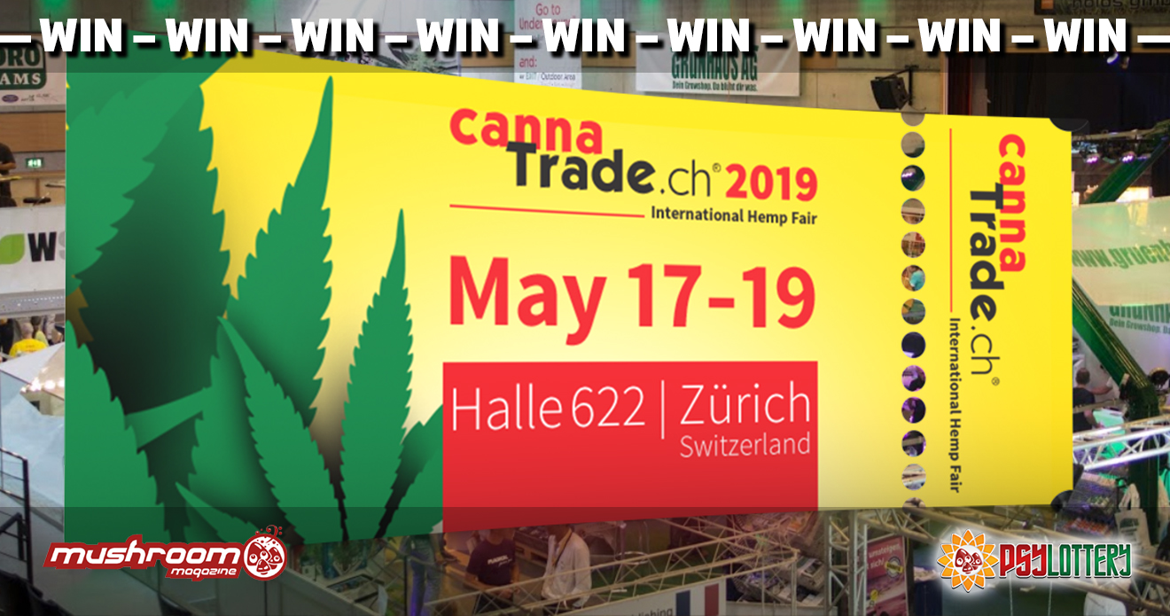 CannaTrade - 17 May - 19 May 2019 - Therese-Giehse-Strasse 10, 8050 Zürich, Switzerland