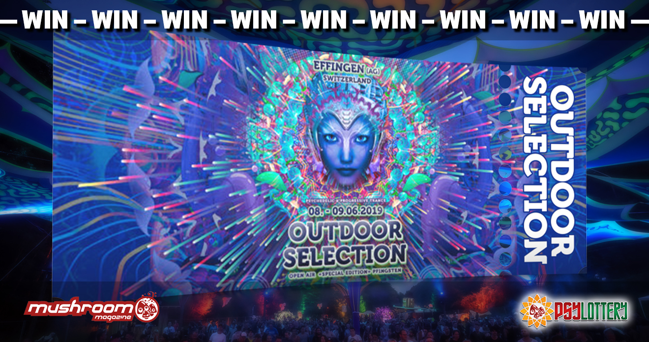 Outdoor Selection Festival - 8 June - 9 June 2019 - Bahnhofstrasse, 5078 Effingen Aargau, Switzerland