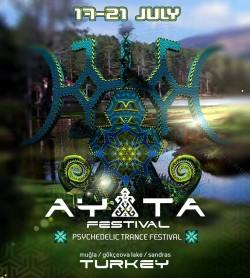 Ayata Festival Flyer