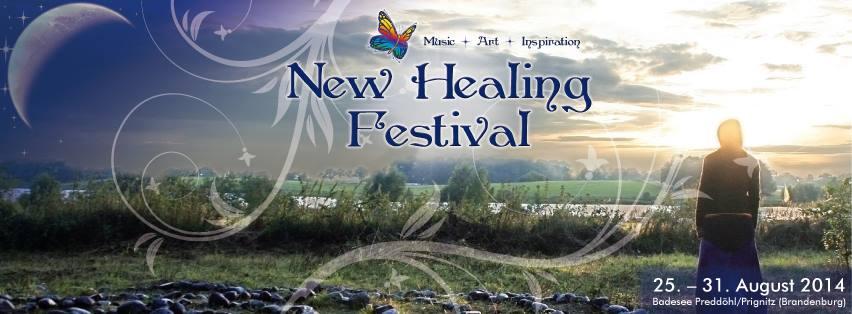 New Healing Festival 2014