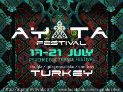 Ayata Festival Sticker