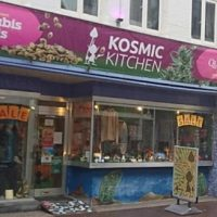Kosmic Kitchen Shop view