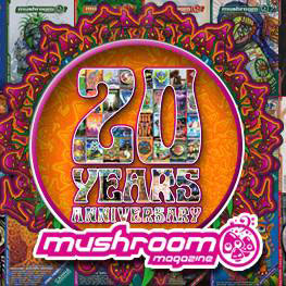 mushroom 20th anniversary
