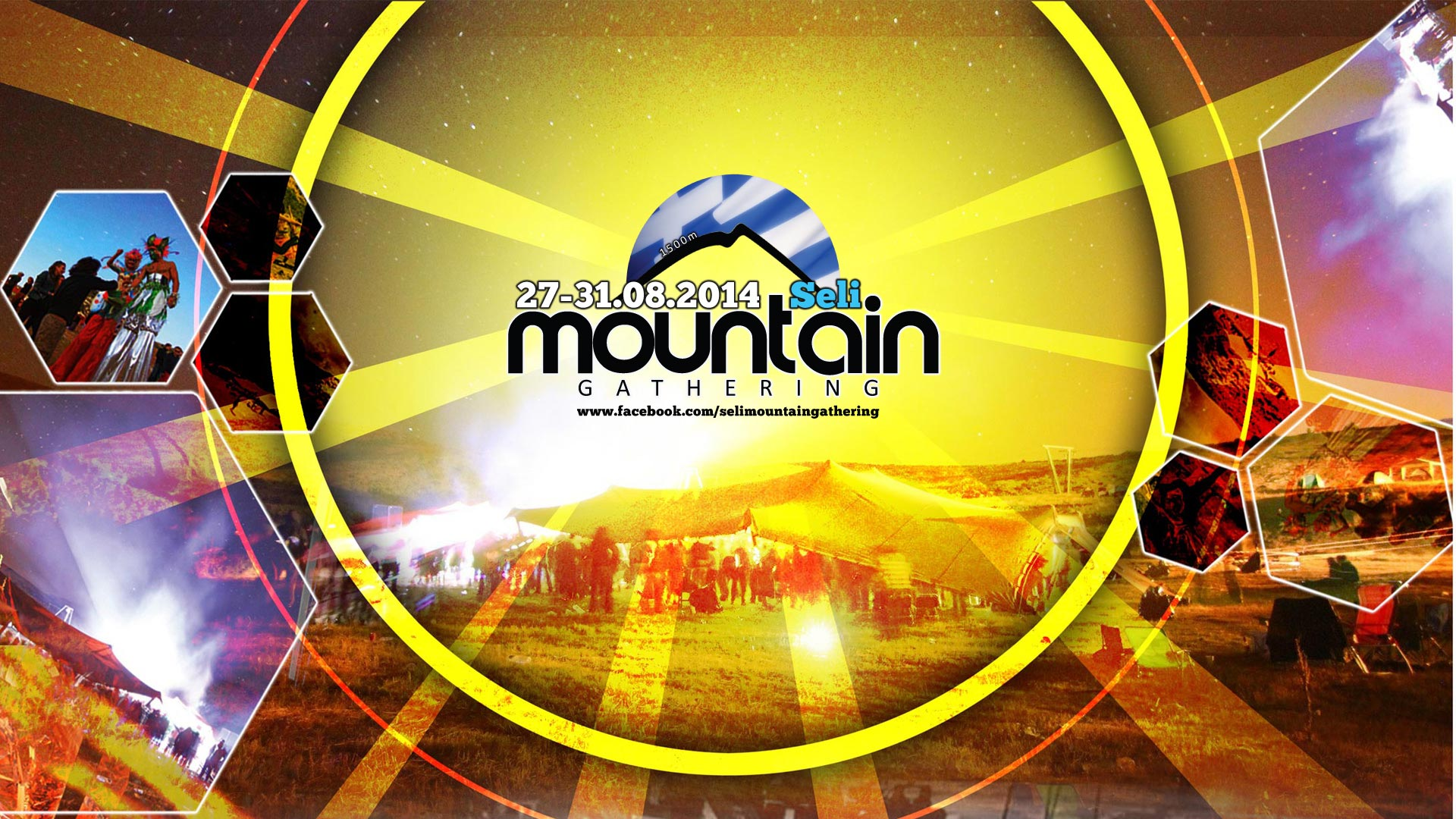 Seli Mountain gathering