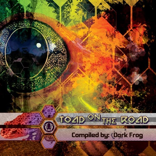 Dark Frog - Toad on the Road