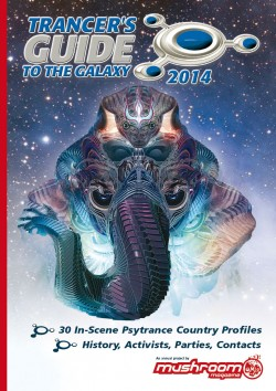 Trancers Guide To The Galaxy 2014