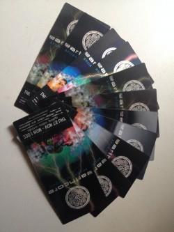 Earthcore-Tickets