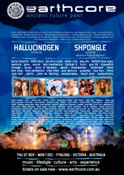Earthcore Poster