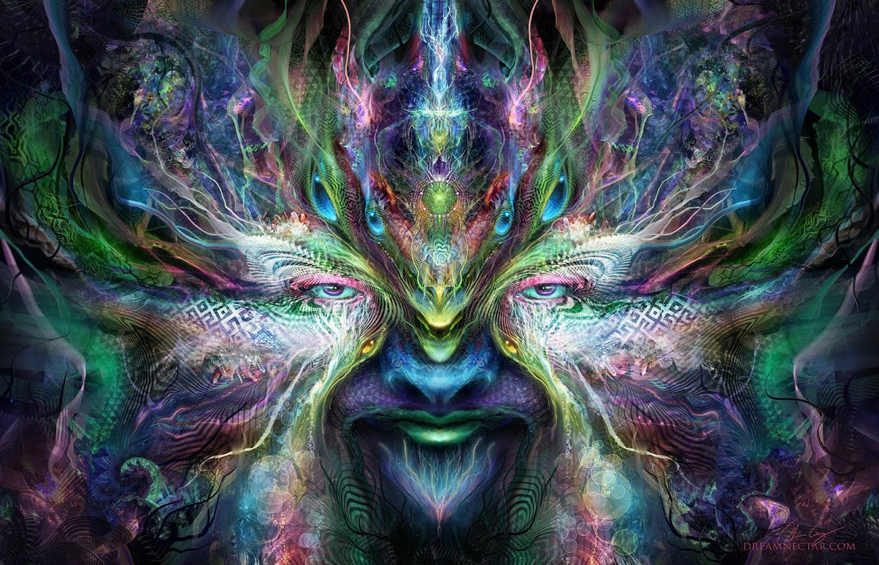 Rainbow Spirit by Olivia Curry