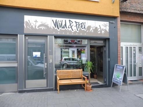 Wild und Frei Headshop