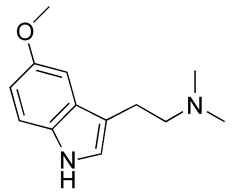What species of plant has the highest yielding DMT in it?