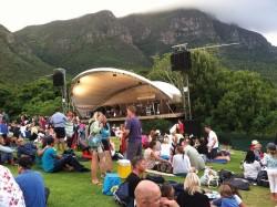 Trance Parties Cape Town: Kirstenbosch Gardens 2016