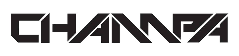 Champa Logo Black