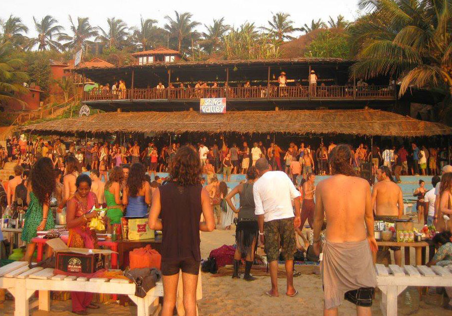 India – Goa! The Psychedelic Cradle