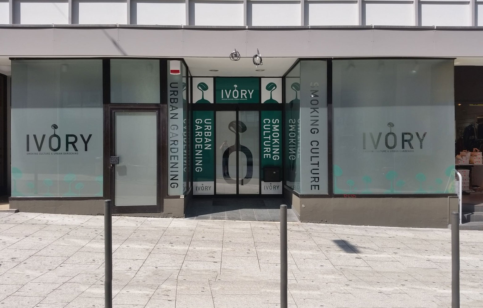 Ivory Headshop Stuttgart