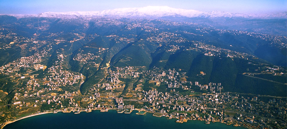 Discover Lebanon's hidden Psychedelic wonderland.