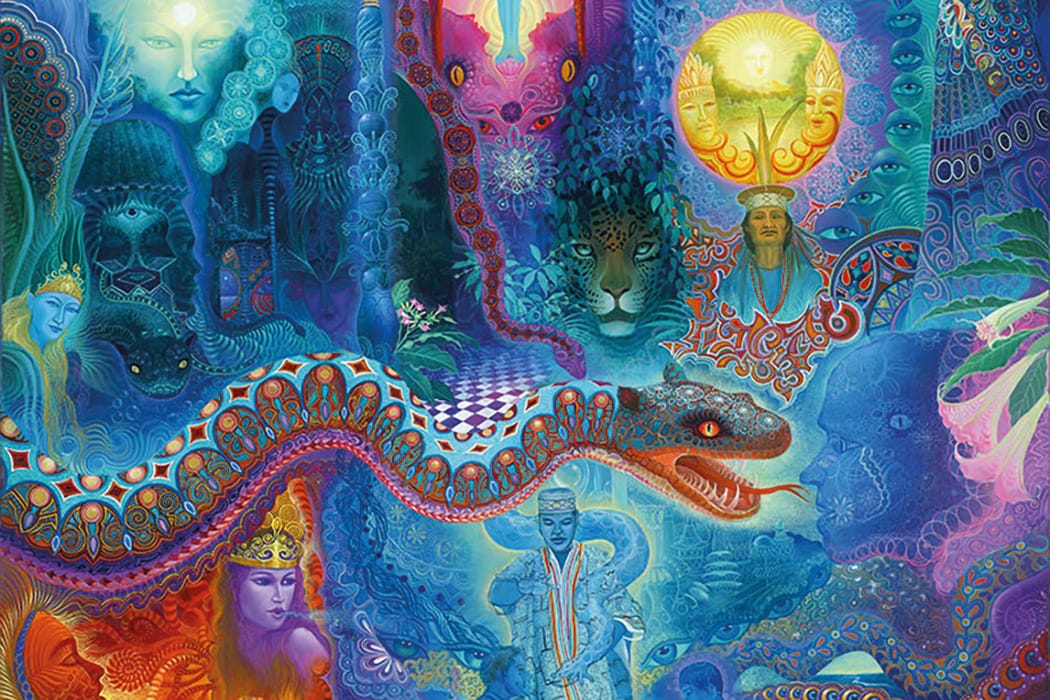 Entheogenic Mindtravel with Ayahuasca, San Pedro and Magic ...