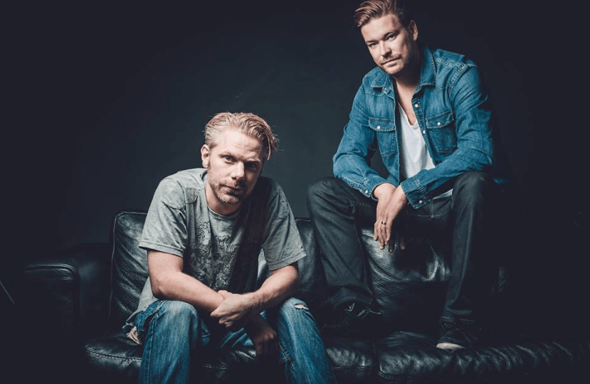 Ticon: Filip Mardberg and Fredrik Gilenholt formed the duo Ticon in 1998