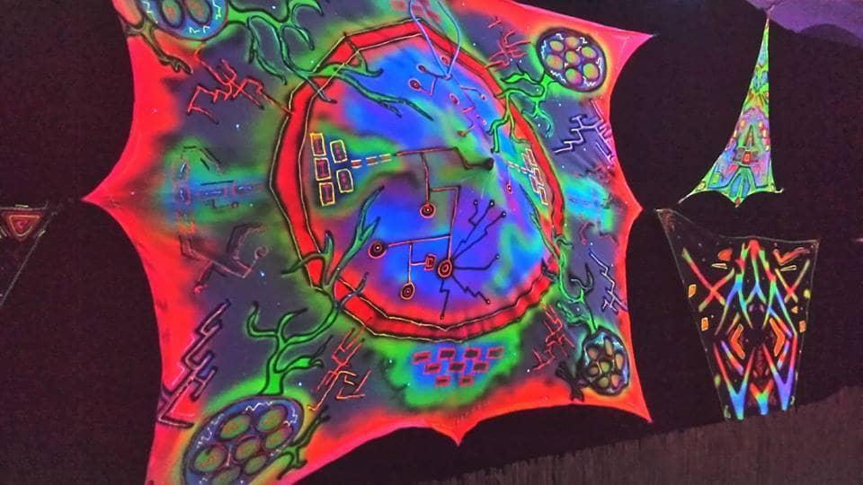 UV-Optics ( QuerbasStelte Farben )